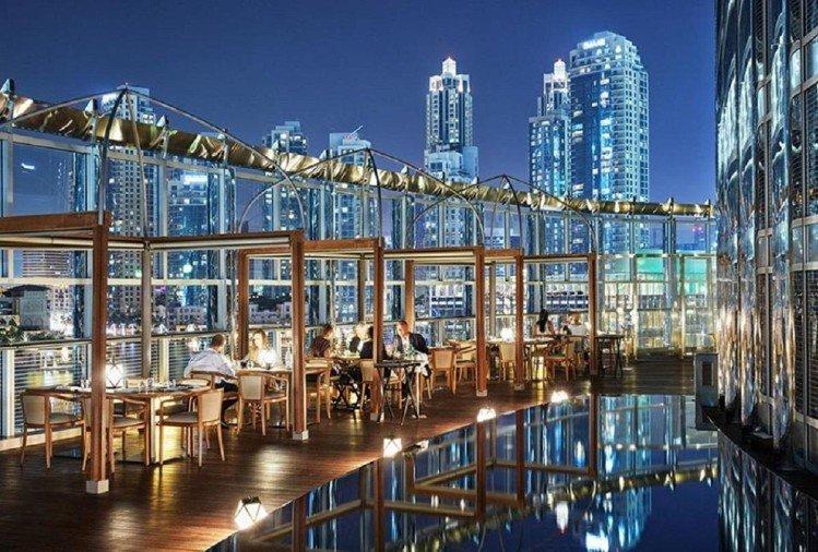 अबराज कुदाई होटल का खूबसूरत दृश्य