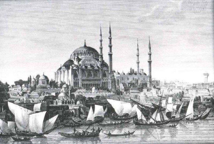 तुर्की की एक एतिहासिक पुरानी तस्वीर (प्रतीकात्मक)