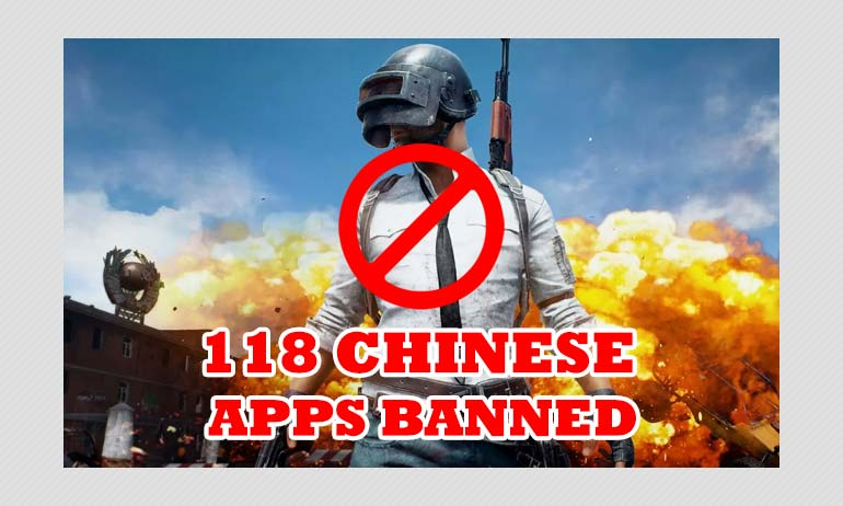 PUBG Mobile Lite Among 118 Chinese Apps Banned By India