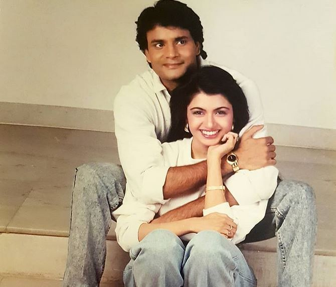 करियर या परिवार दोनों में से परिवार को चुन फिल्मों से दूर हो गई थीं Bhagyashree, आज भी बरकरार रखा है एक्ट्रेस वाला चार्म