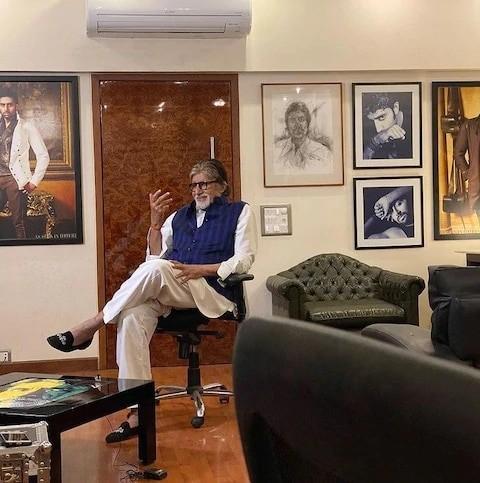 Amitabh Bachchan House: अंदर से बेहद शानदार है अमिताभ बच्चन का बंगला जलसा, देखें Inside Photos