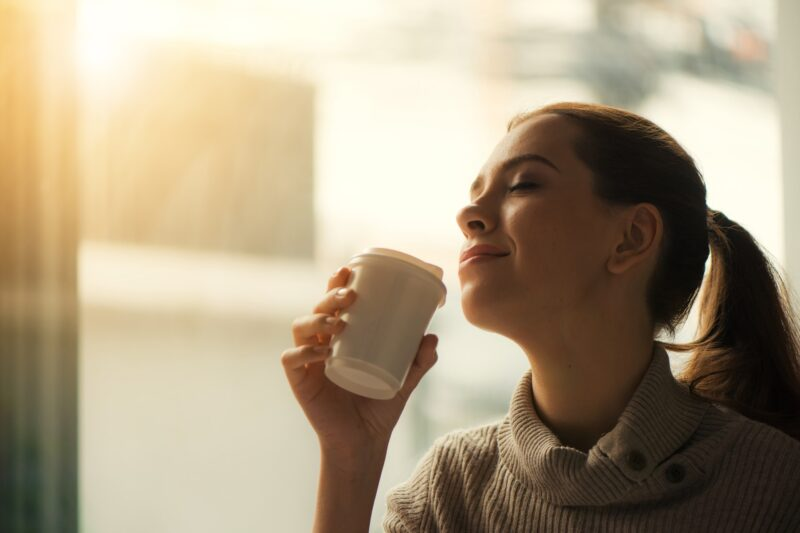 Charge up your brain for higher productivity with a morning cup of tea