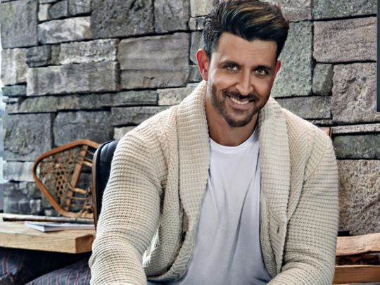 Hrithik Roshan is basking in the success of 'War'   Bollywood – Gulf News